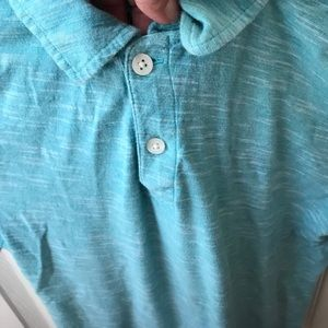 Urban Pipeline Turquoise Polo size M